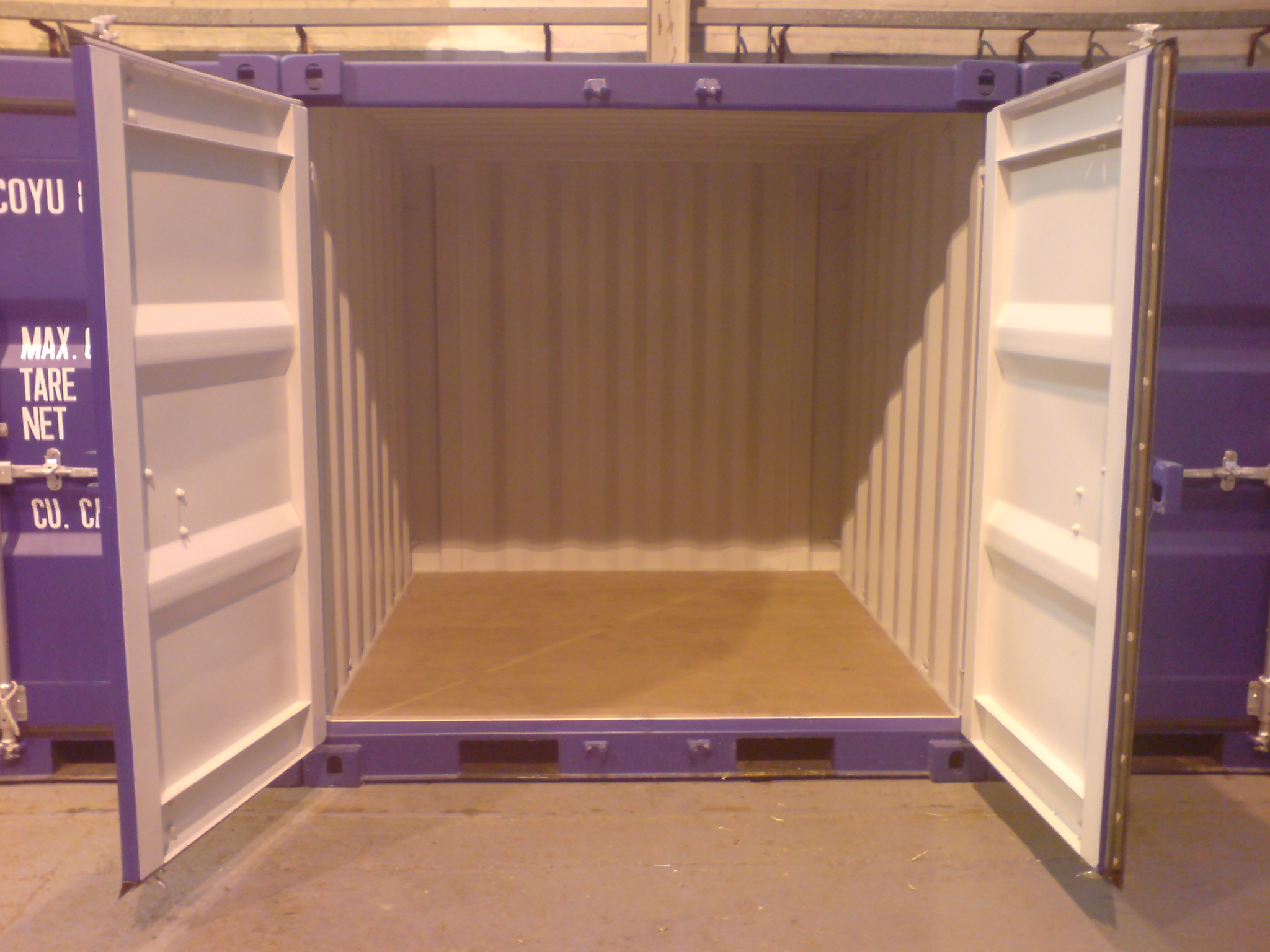 Steel Containers - Only £65 per month!