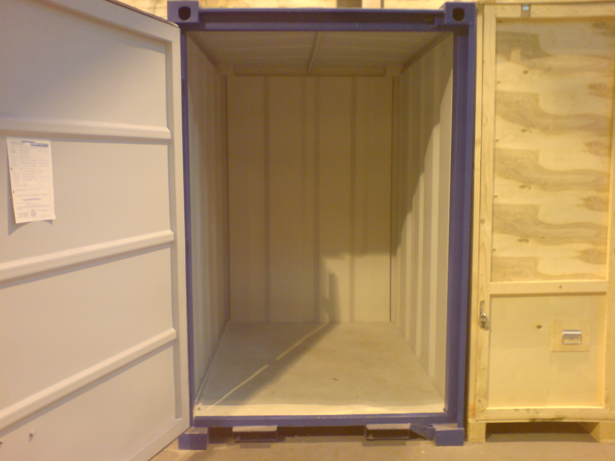 Steel Vaults - Only £50 per month!