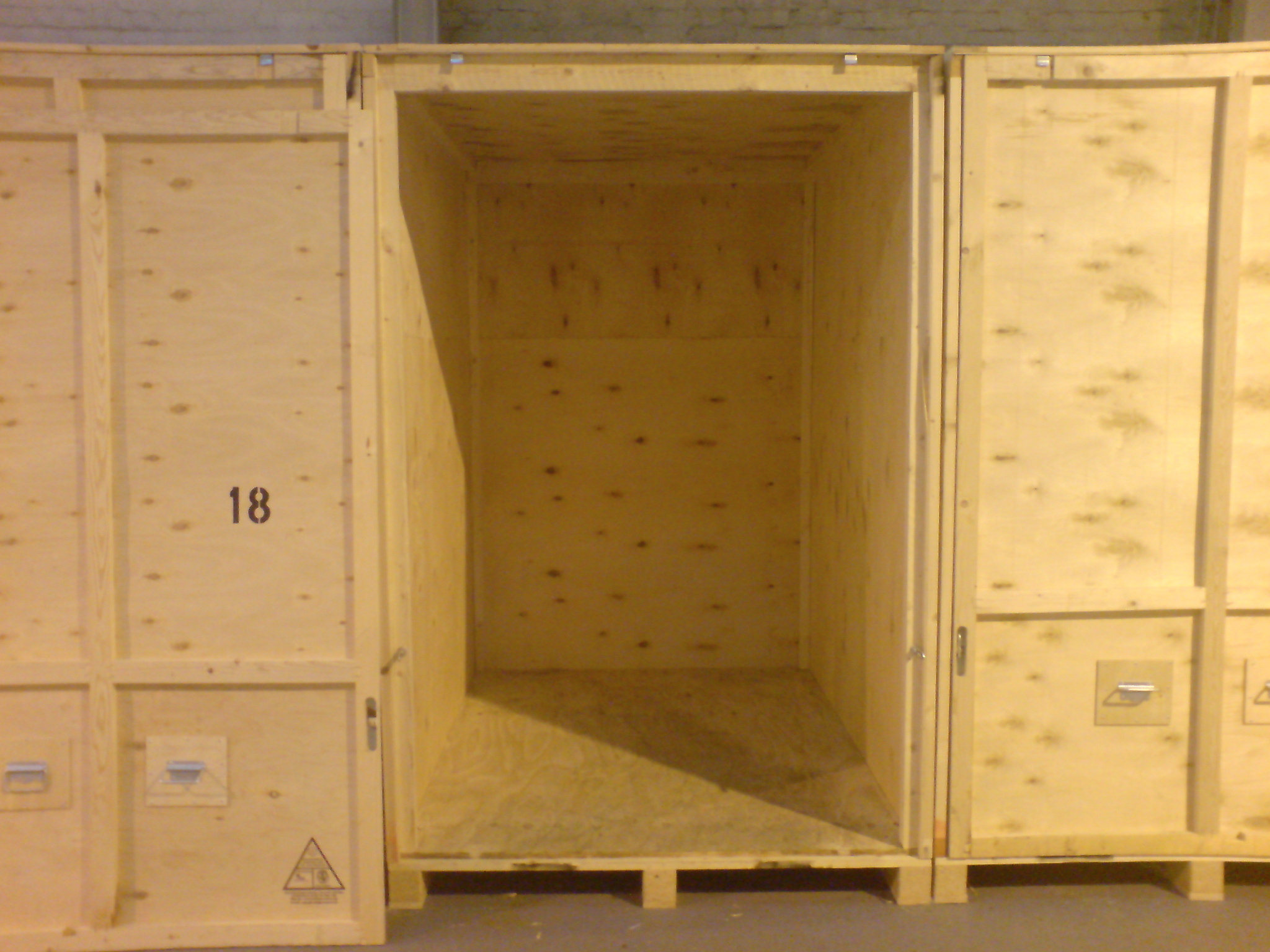Wooden Vaults - Only £45 per month!